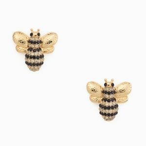 🐝 Kate Spade Bee Stud Earrings NWT